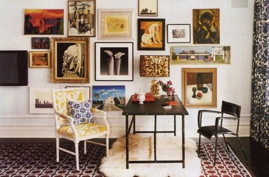 La chaise contemporaine design