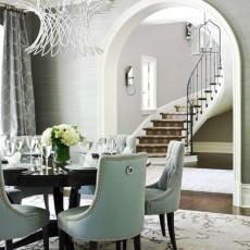 Chaises contemporaines Pour la salle à manger